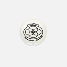 Living Plural Mini Button (10 pack)
