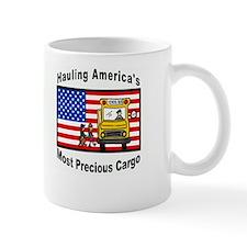 School Bus Precious Cargo Small Mug