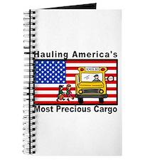 School Bus Precious Cargo Journal
