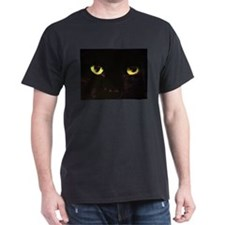 Fire in her eyes T-Shirt