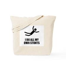 stunts Tote Bag
