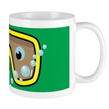 Yellow Goggles Mug