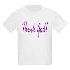 Think God Kids T-Shirt