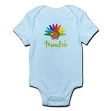 Meredith the Turkey Infant Bodysuit