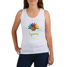 Lynette the Turkey Women's Tank Top