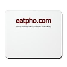 eatpho.com Mousepad