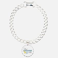 Proud Coastie Mom Bracelet