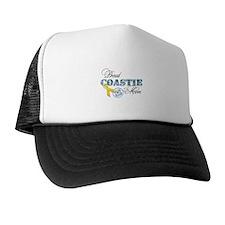 Proud Coastie Mom Trucker Hat