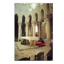 Santa Maria de Alcobaca Postcards (Package of 8)