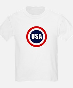 July Fourth - Red White and B Kids T-Shirt
