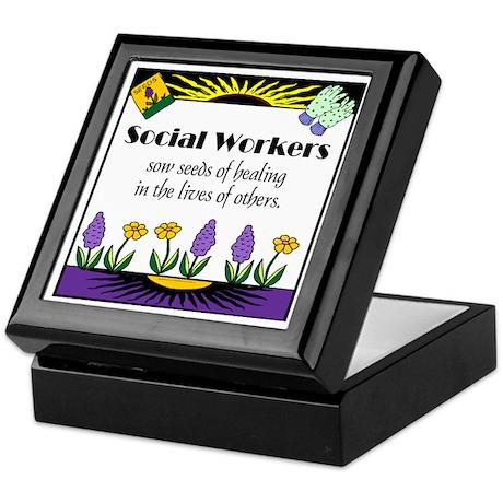 Seeds of Healing Keepsake Box