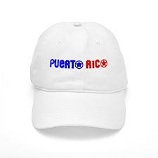 Puerto Rico Baseball Cap