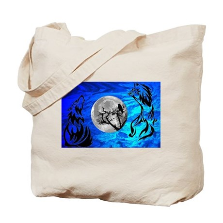 Praise to the Moon Tote