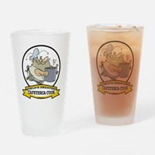 WORLDS GREATEST CAFETERIA COOK Drinking Glass