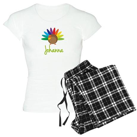 Johanna the Turkey Women's Light Pajamas