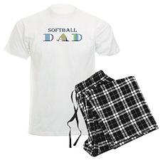 Softball Dad Pajamas