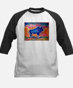 Buffalo,southwest art, Tee