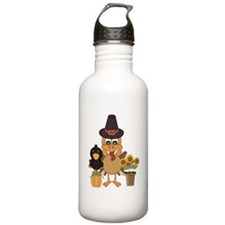 Thanksgiving Friends Water Bottle
