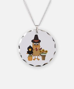 Thanksgiving Friends Necklace