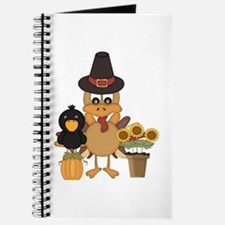 Thanksgiving Friends Journal