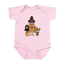 Thanksgiving Friends Infant Bodysuit