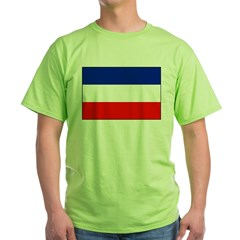 Serbia and Montenegro T-Shirt