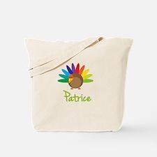Patrice the Turkey Tote Bag