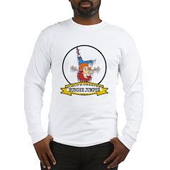 WORLDS GREATEST BUNGEE JUMPER Long Sleeve T-Shirt