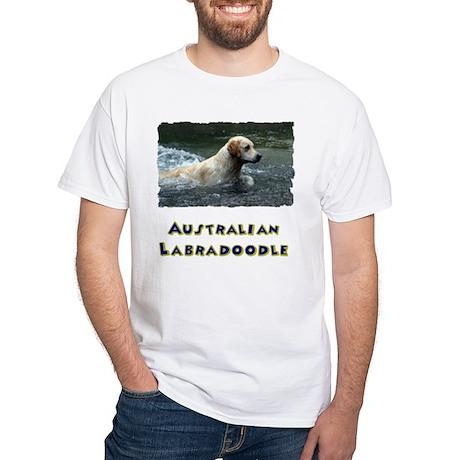 AUSTRALIAN LABRADOODLE White T-Shirt