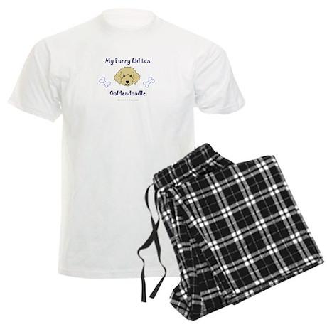 goldendoodle gifts Men's Light Pajamas