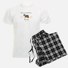 sheltie gifts Pajamas
