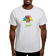 Jewel the Turkey T-Shirt