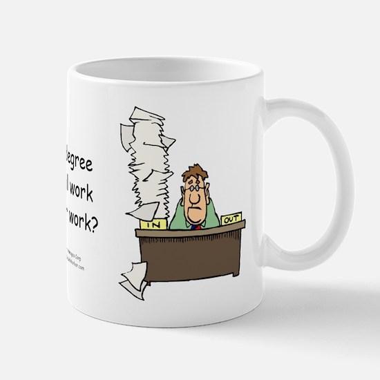My Degree (Design 1) Mug
