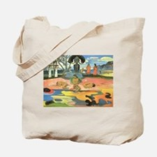 Mahana No Atua, Gauguin Tote Bag