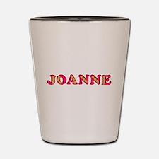 Joanne Shot Glass