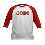 Jodi Kids Baseball Jersey