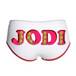 Jodi Women's Boy Brief