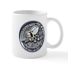 USN Seabees We Build We Fight Mug
