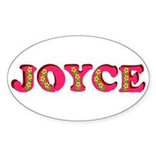 Joyce Decal