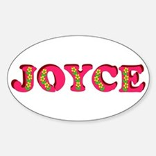 Joyce Decal