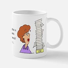 My Degree (Design 2) Small Small Mugs