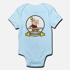 WORLDS GREATEST BUILDER Infant Bodysuit