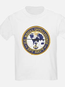 Spy Navy T-Shirt