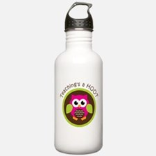 Teaching's a Hoot Water Bottle