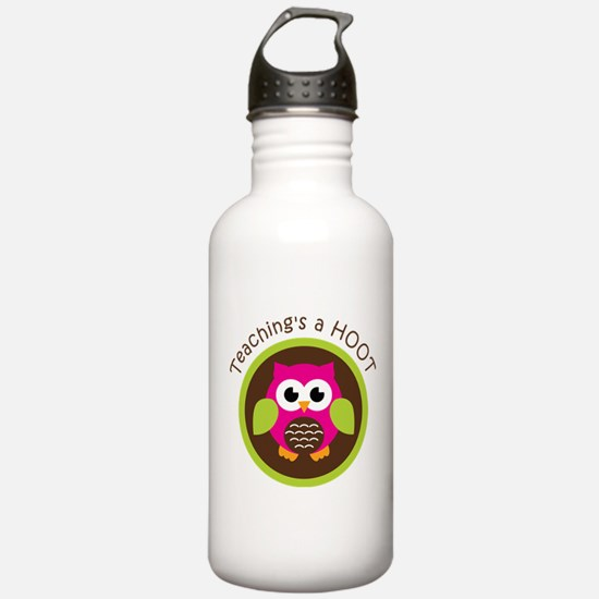 Teaching's a Hoot Water Bottle