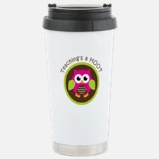 Teaching's a Hoot Travel Mug