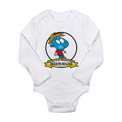 WORLDS GREATEST BREATH HOLDER Long Sleeve Infant B