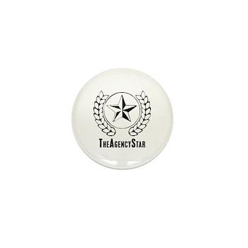 TheAgencyStar Mini Button (10 pack)