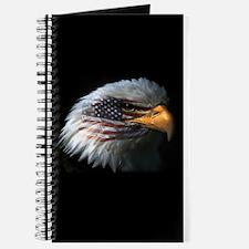 American Flag Eagle Journal