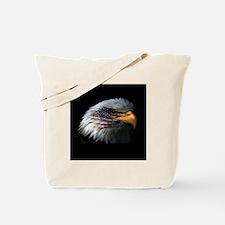 American Flag Eagle Tote Bag